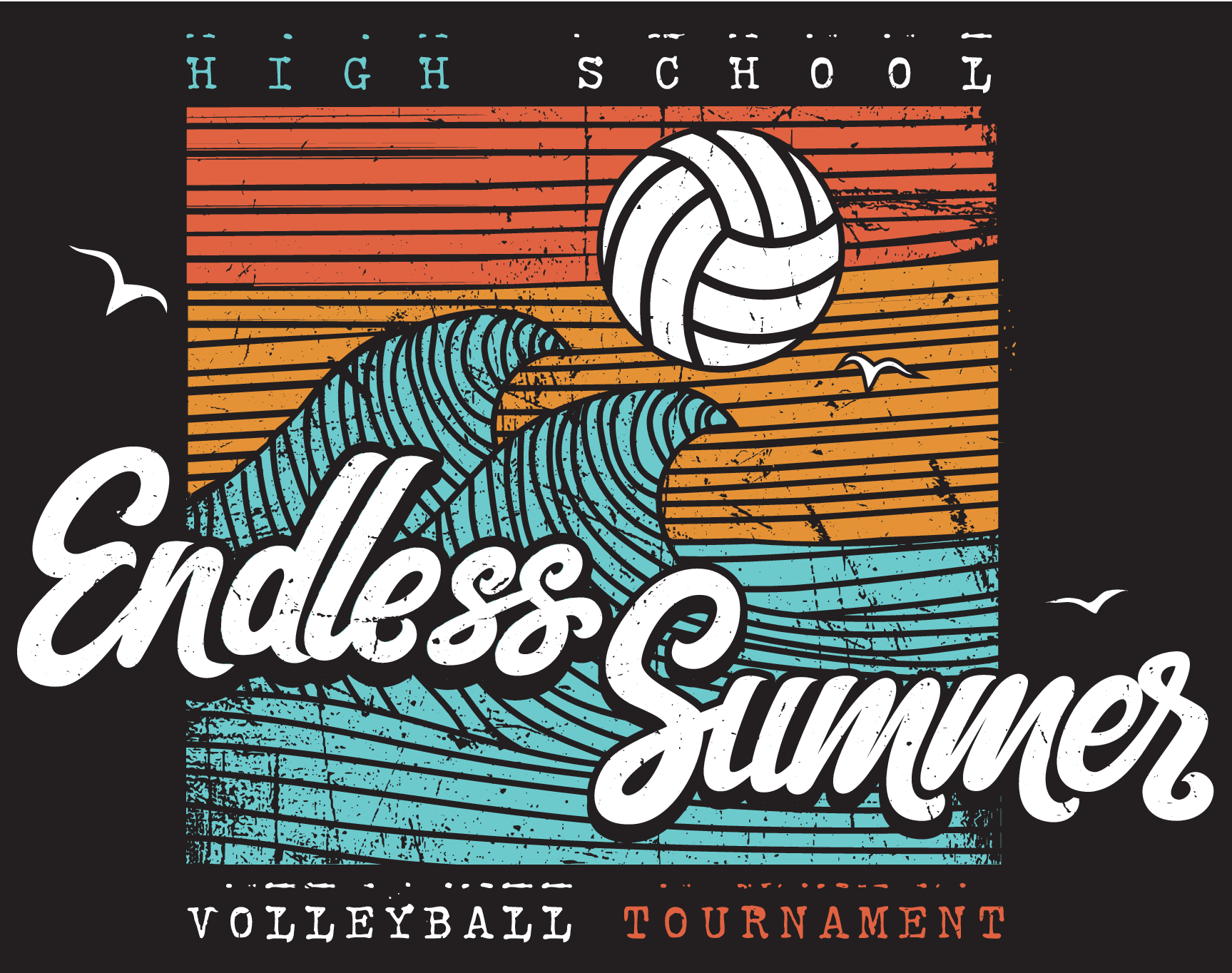 Endless Summer High School Volleyball